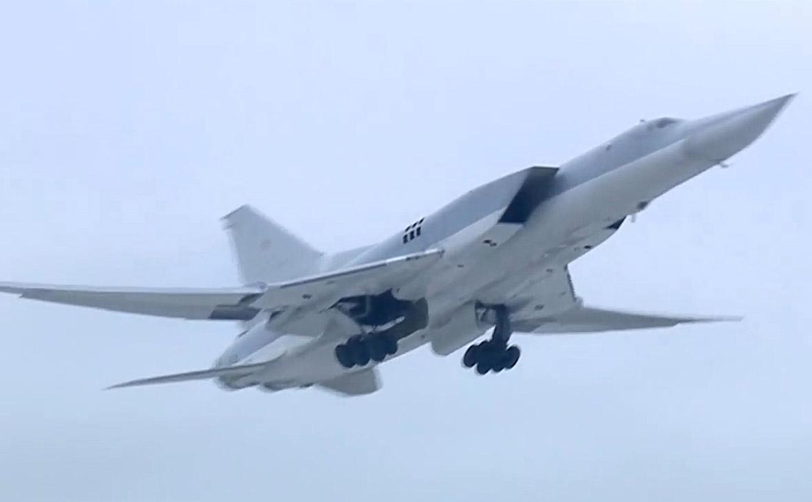 Минобороны сообщило об ударе шести Ту-22М3 по террористам под Абу-Кемалем