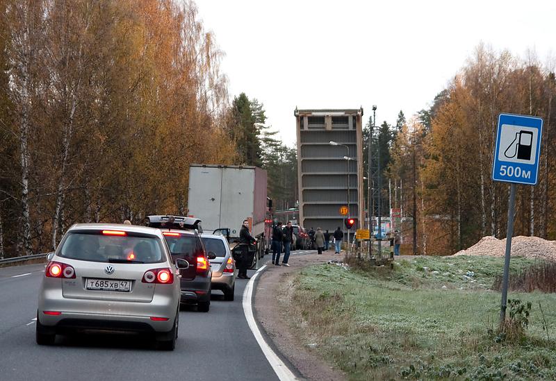 До Финляндии проложат новую автомобильную трассу