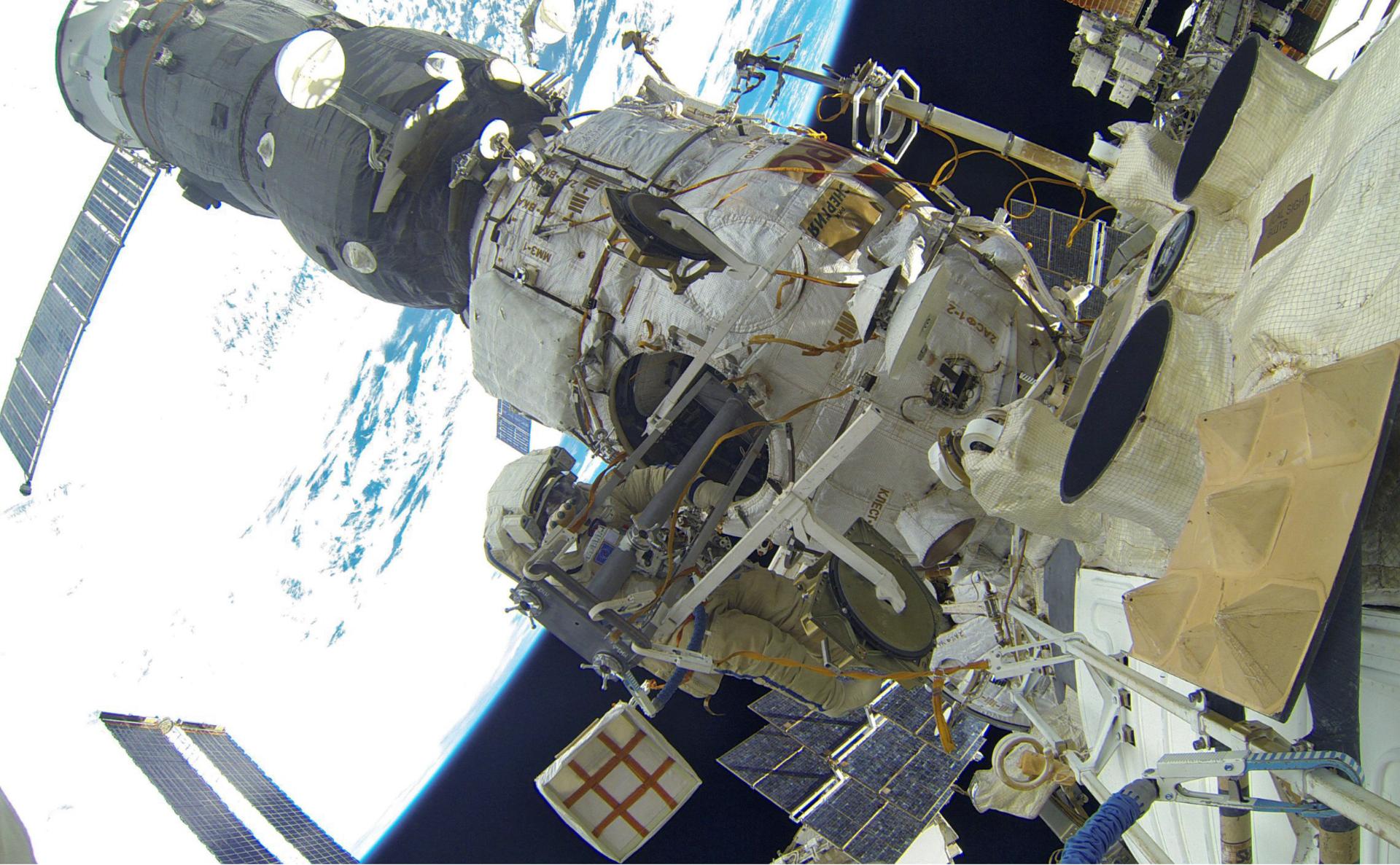 «Роскосмос» исключил консервацию МКС