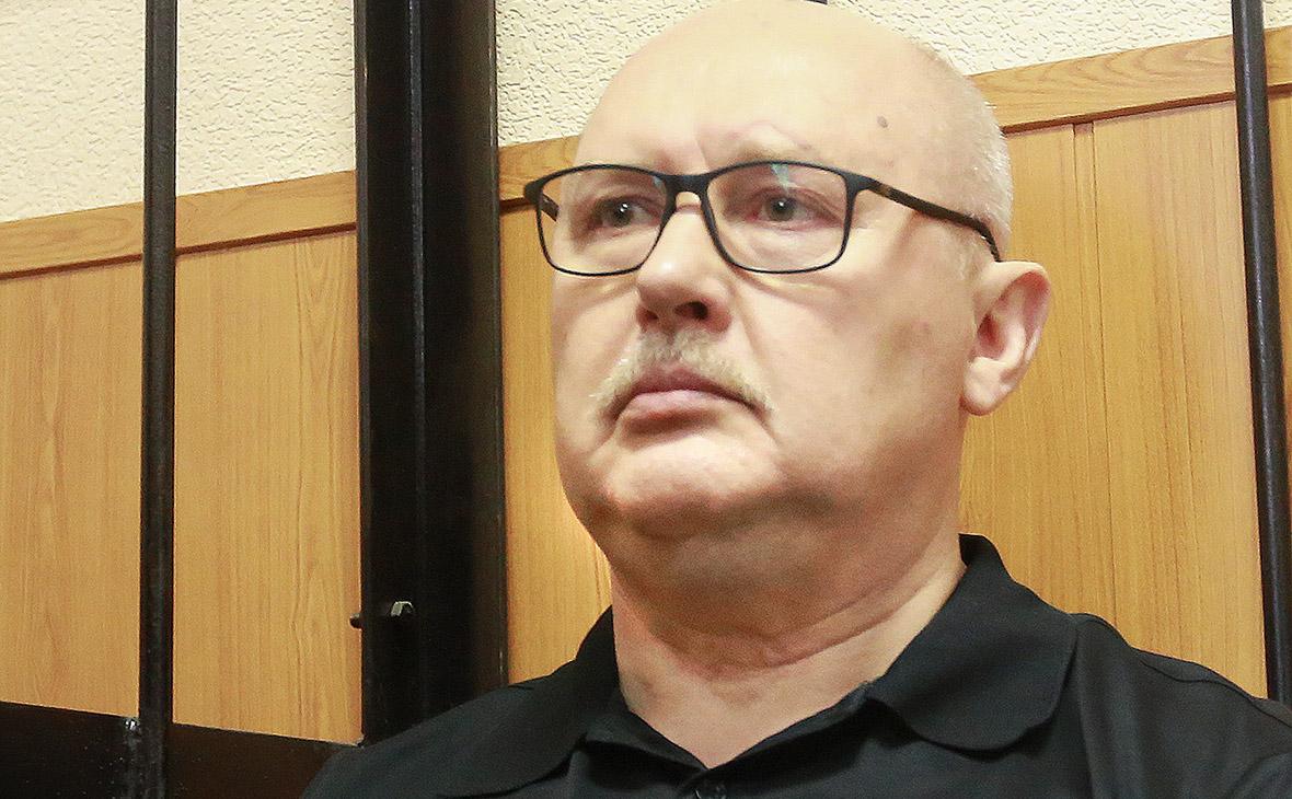 Экс-генералу МВД дали 7 лет колонии за хищение денег под видом премий