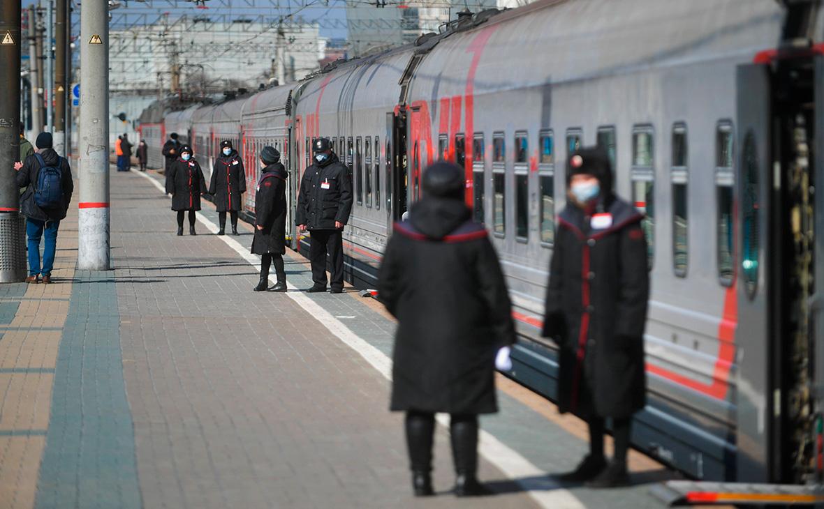 РЖД отменили поезда в Калининград из-за коронавируса