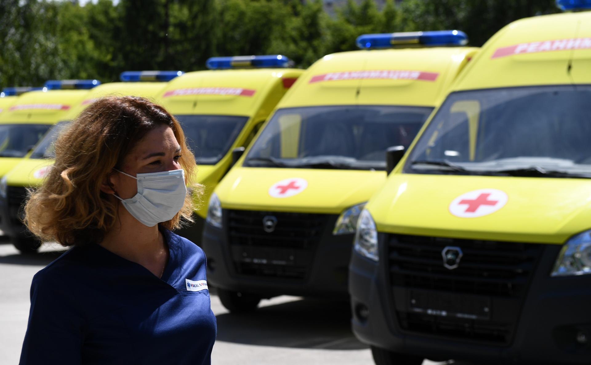 В Москве за сутки умерли 32 пациента с коронавирусом