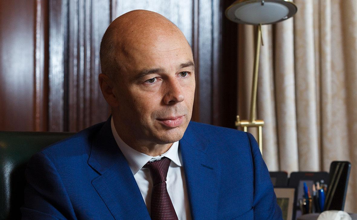 Силуанов назвал пять скрывавших финансовые проблемы регионов
