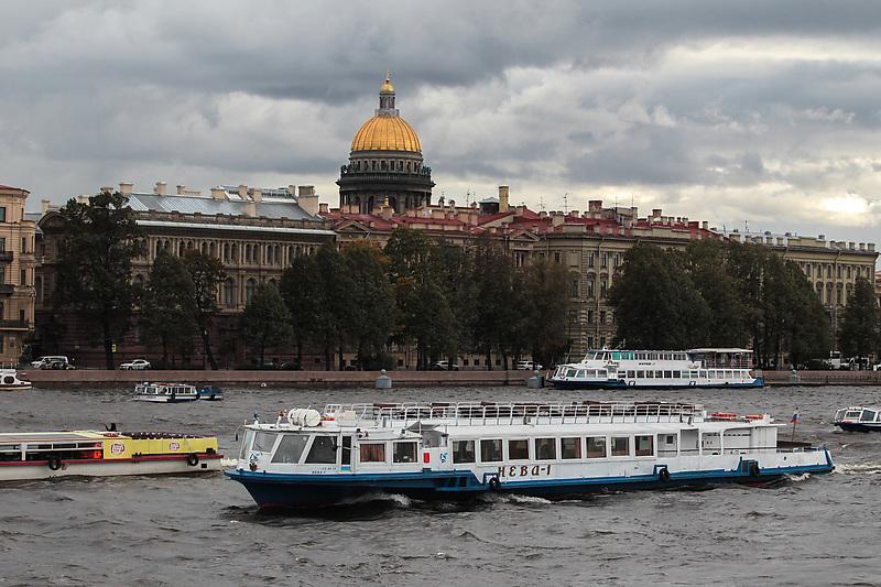На петербургском рынке водного туризма появился новый крупный игрок