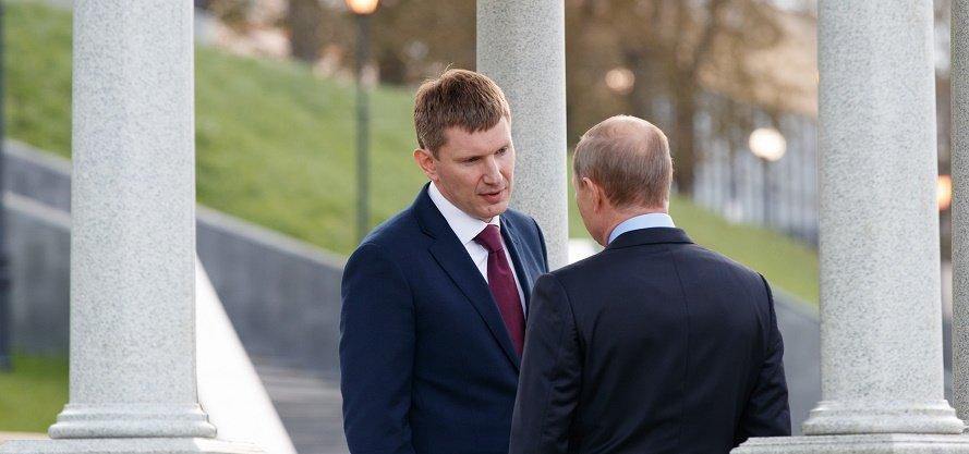 Решетников обсудит с Владимиром Путиным план развития Прикамья