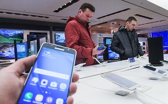 Санкции США противФСБ создали риск дляпоставок электроники  вРоссию