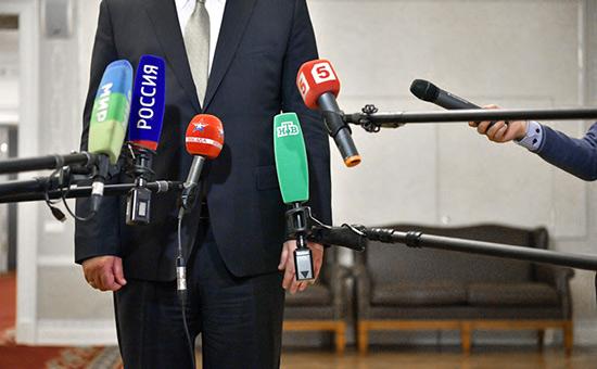 Россия оказалась нижеКиргизии иУганды врейтинге свободы прессы