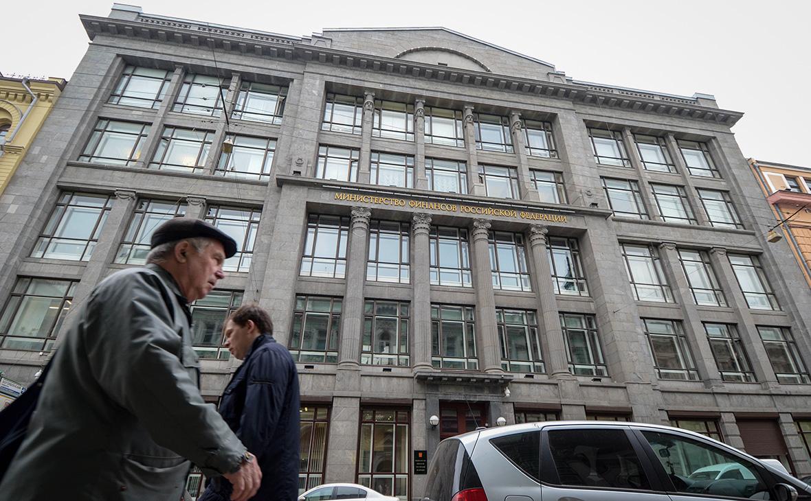 Минфин сообщил об увеличении внутреннего долга России на 1 трлн руб.