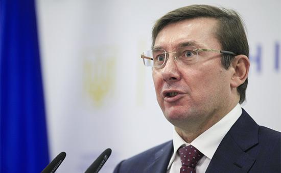 Генпрокурор Украины назвал две версии убийства Вороненкова