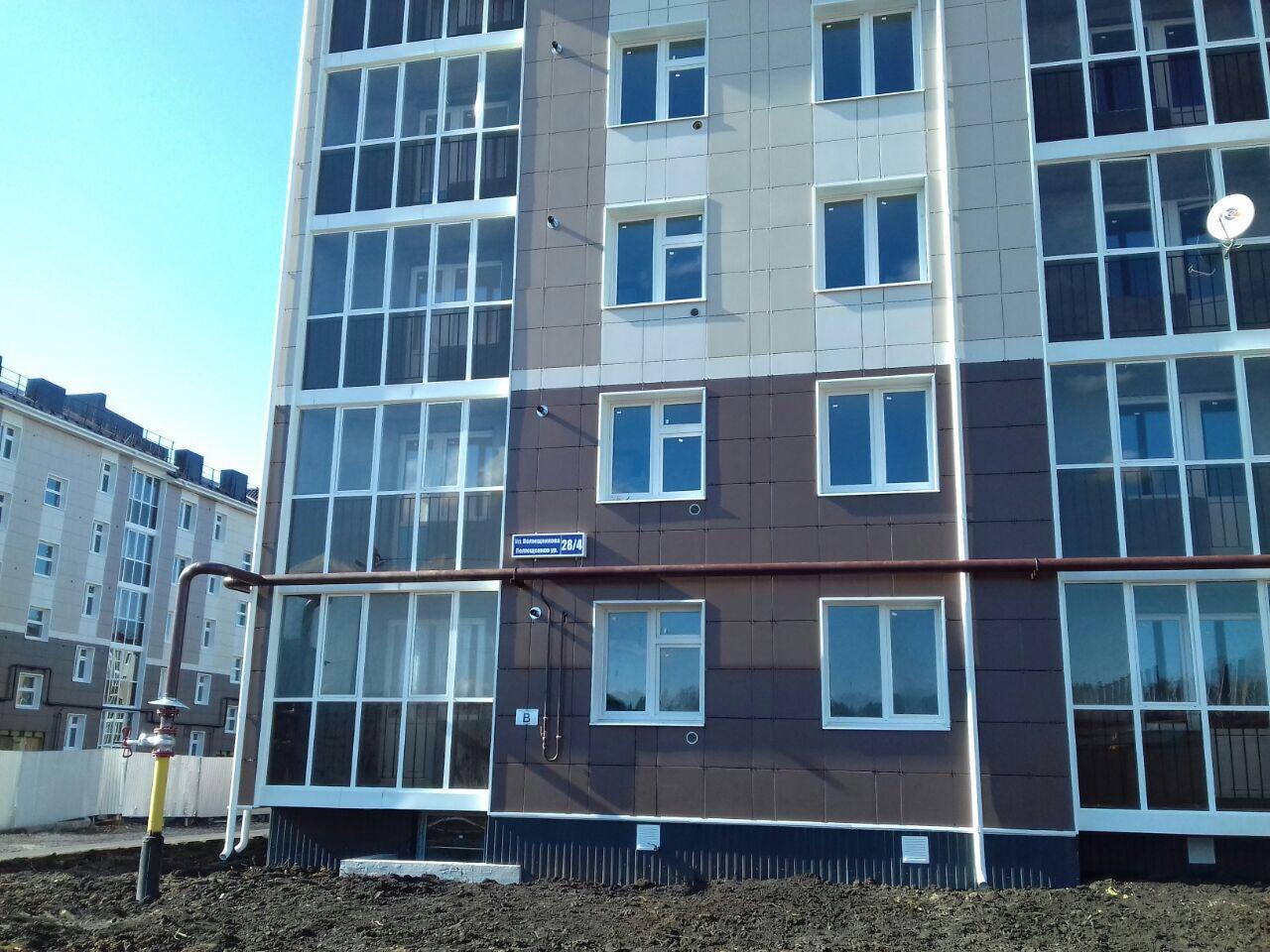 Квартиры Госжилфонда не уступают по качеству коммерческому жилью