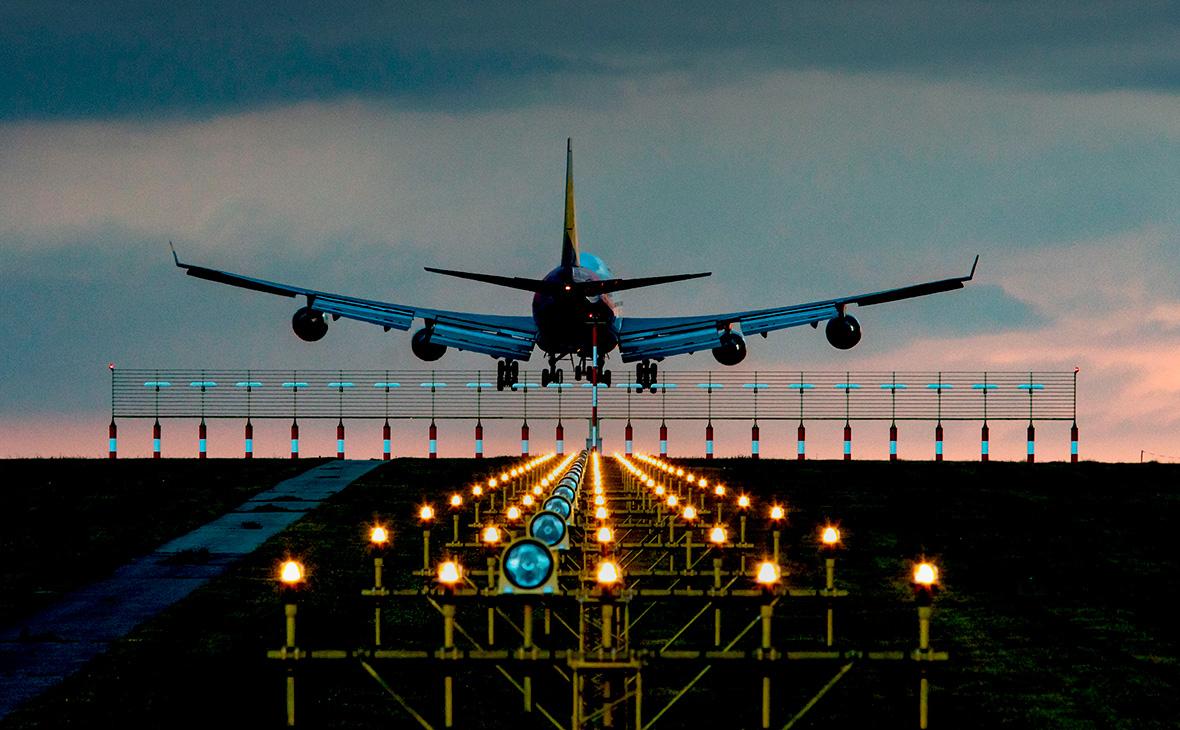 Австрия отменит авиасообщение с Россией из-за коронавируса