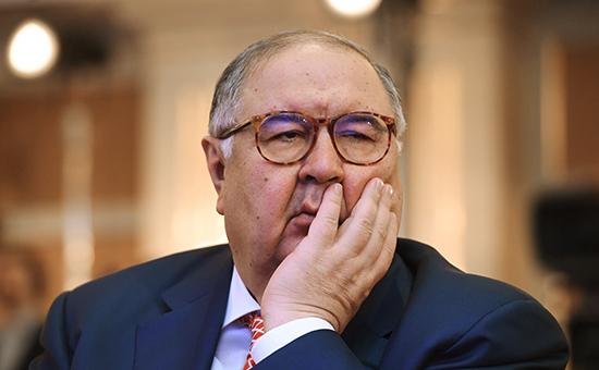 Усманов рассказал обобмене «усадьбы Медведева» научасток длясестры