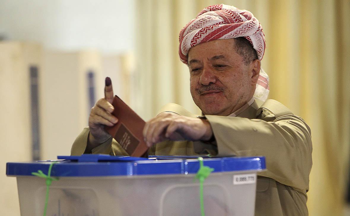 В Иракском Курдистане заявили о победе сторонников независимости