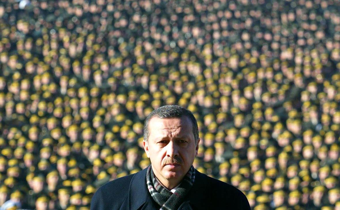 Эрдоган выразил сомнения в возможности доверять НАТО