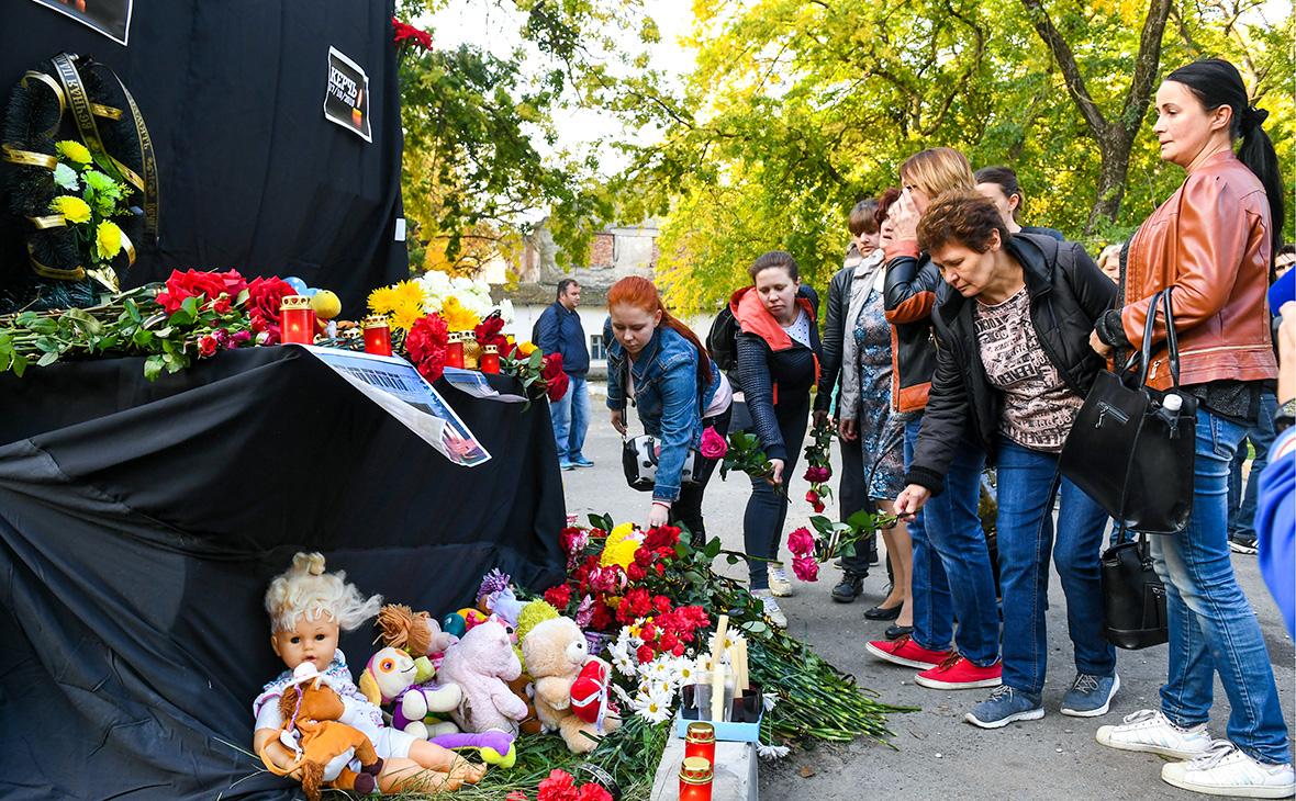 В Кремле заявили об «опасной тенденции» после расстрела студентов в Керчи
