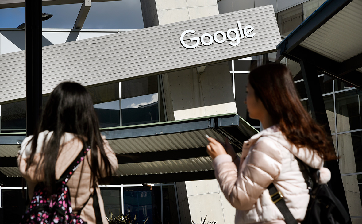 Роскомнадзор опроверг причастность к сбоям в работе сервисов Google