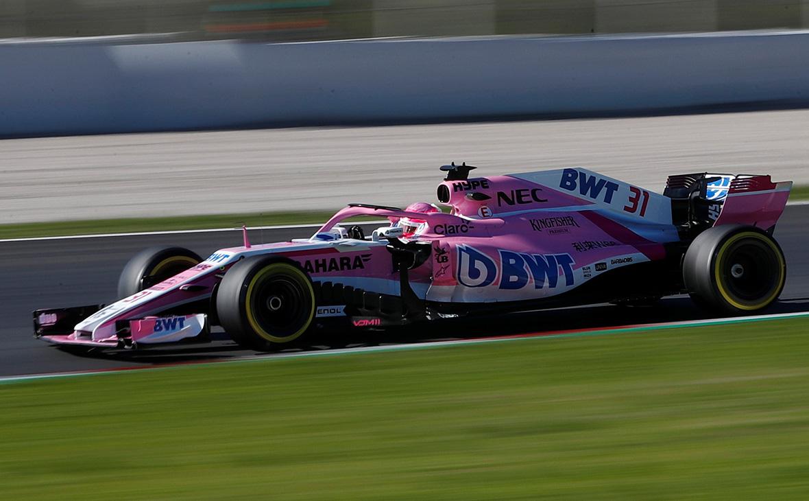 «Уралкалий» проиграл конкурс на покупку команды «Формулы-1» Force India