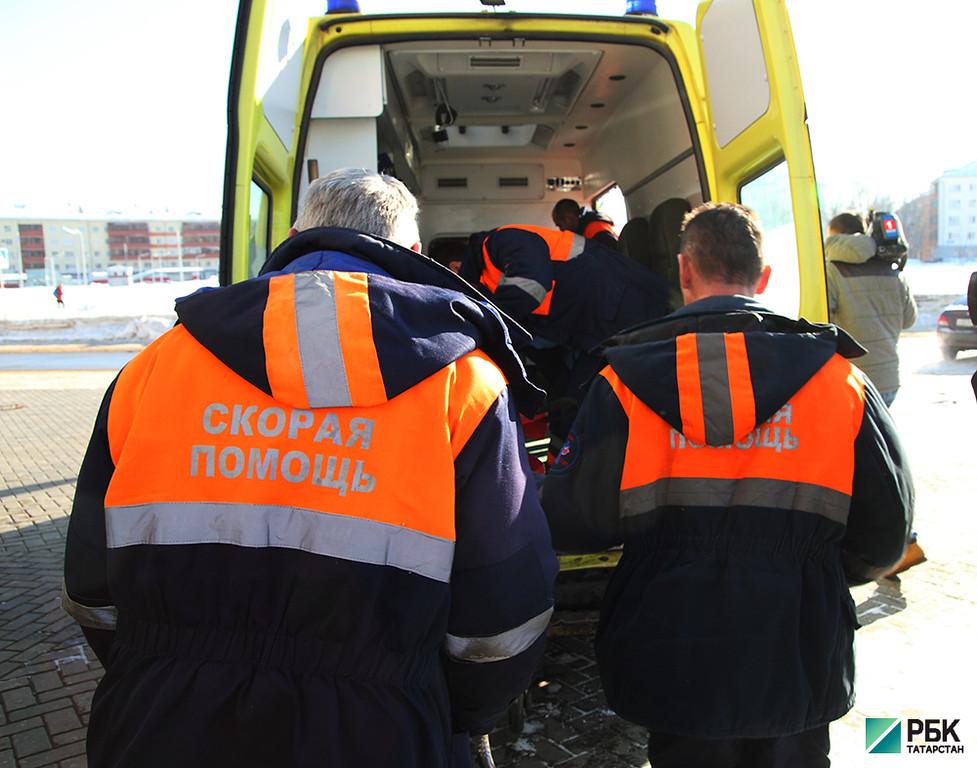 Дефицит врачей «скорой помощи» в Казани превысил 30%
