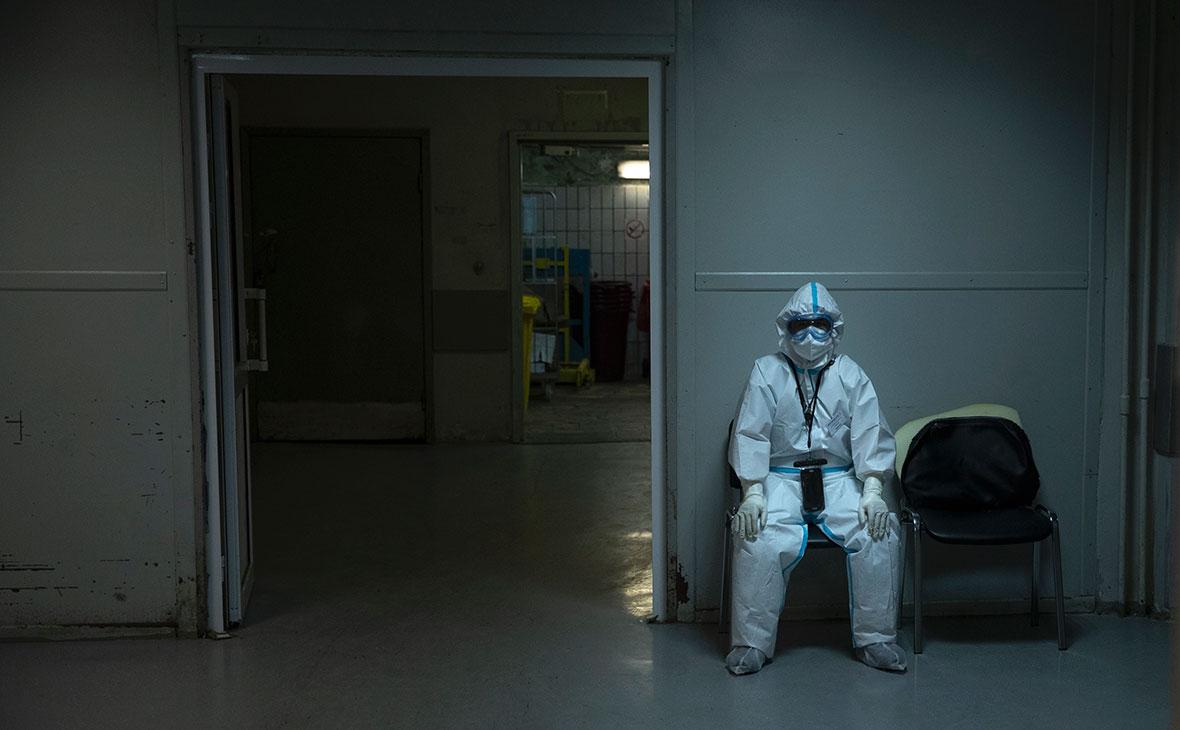 В России за сутки умер 181 человек с коронавирусом