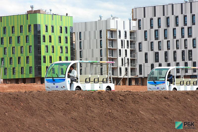 В Иннополисе стартовало строительство 2 очереди жилья