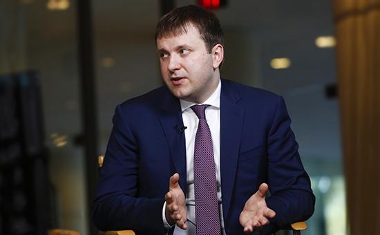Орешкин выступил заусиление конкуренции вотдельных секторах экономики