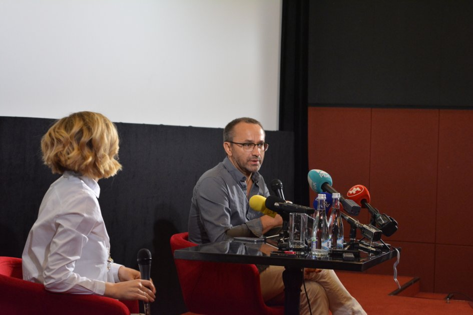 Фильм новосибирского режиссера вошел в шорт-лист премии «Оскар»