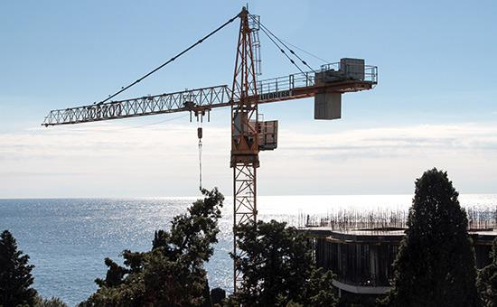 Глава Крыма запретил бизнесу капитальное строительство наполуострове