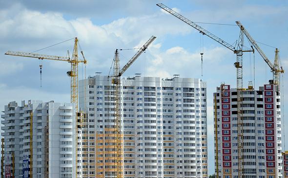 Ввод жилья на Кубани в январе-августе 2017г. снизился на 2,5%