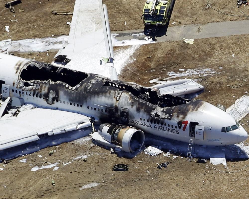 Asiana 777 crash photos Winter Coloring Pages
