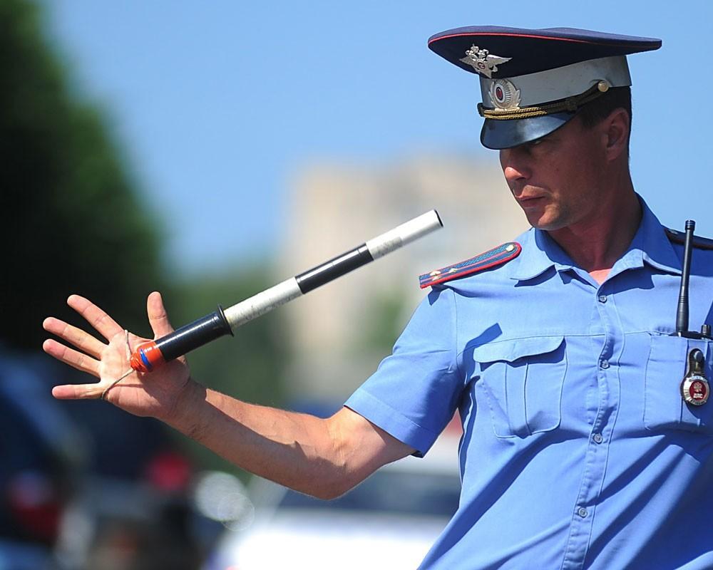 В Новосибирске стали меньше штрафовать за нарушения ПДД