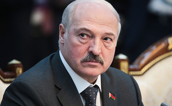 Лукашенко пообещал неделать Белоруссию плацдармом длязахвата Украины