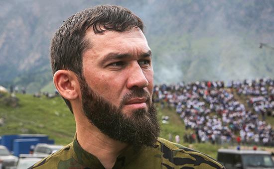 HRW узнала ороли главы парламента Чечни виздевательствах надгеями