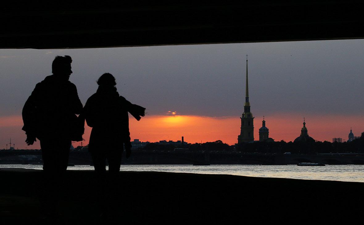 В Петербурге решили поднять до 95% уровень удовлетворенности туристов