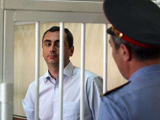 Бывший вице-мэр Новосибирска Солодкин вышел из колонии досрочно по УДО