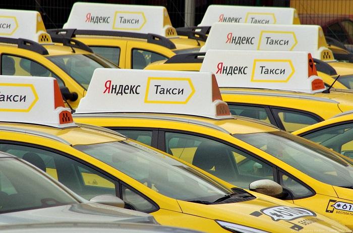 Агрегатор Яндекс.Такси появился в прикамских Березниках