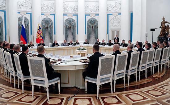 Путин оценил численность боевиков избывшего СССР вСирии в9 тысяч
