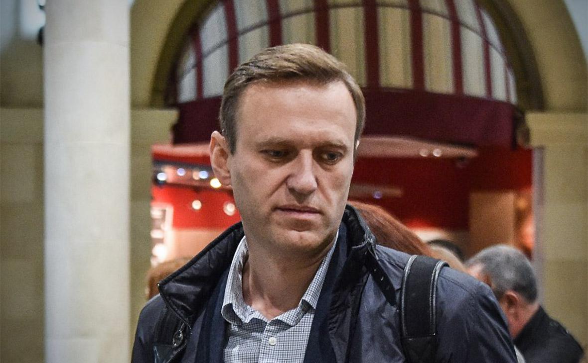 Навальный отказался комментировать выдвижение Собчак