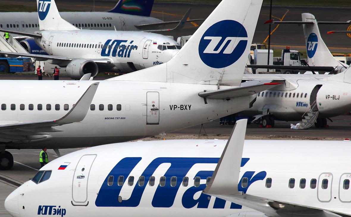 Utair из-за коронавируса сократила число рейсов из Москвы в Милан