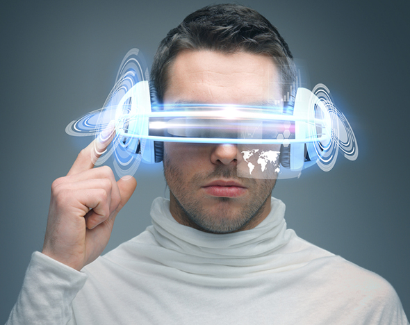человек и виртуальная реальность нас братишка комнате