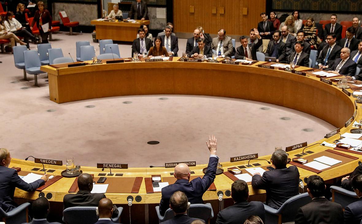 Вашингтон обвинил Россию в пренебрежении жизнями жертв химатак в Сирии