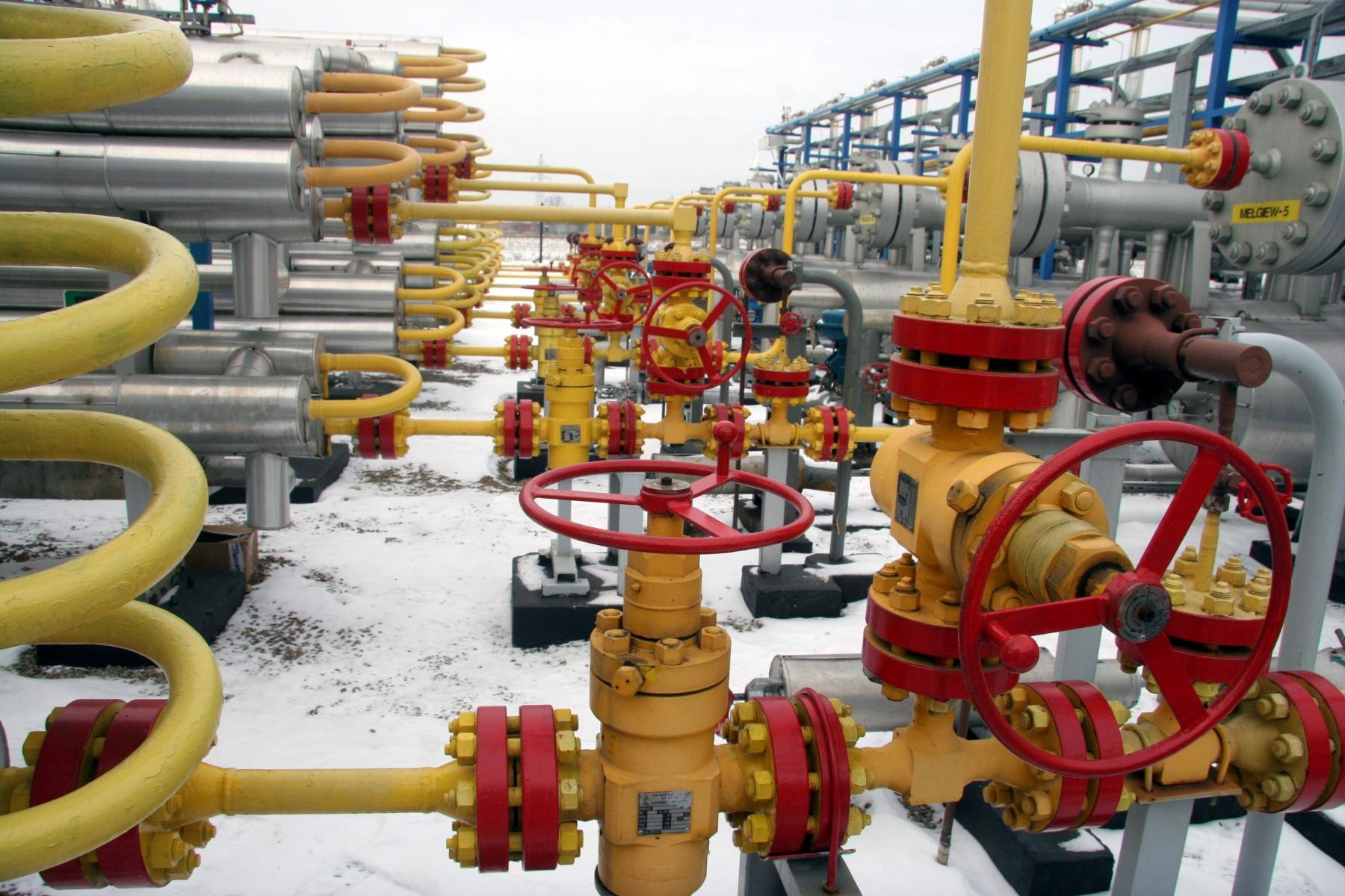 СМИ: «Газпром» снижает транзит газа через Украину