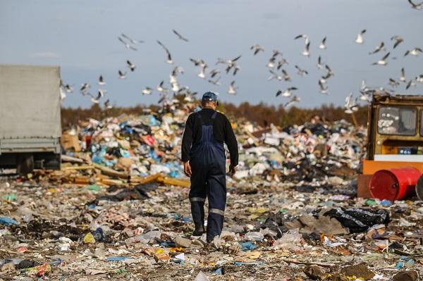 Тюмень спасут от мусора
