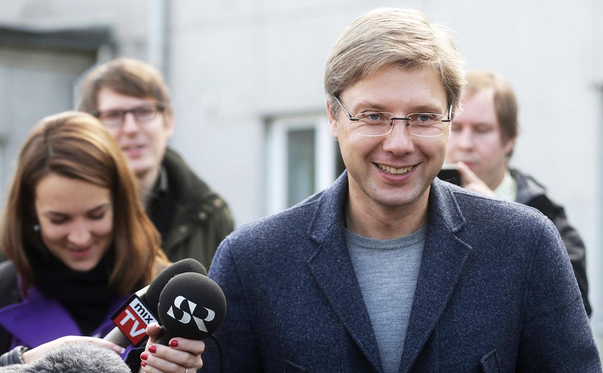 Нила Ушакова переизбрали мэром Риги