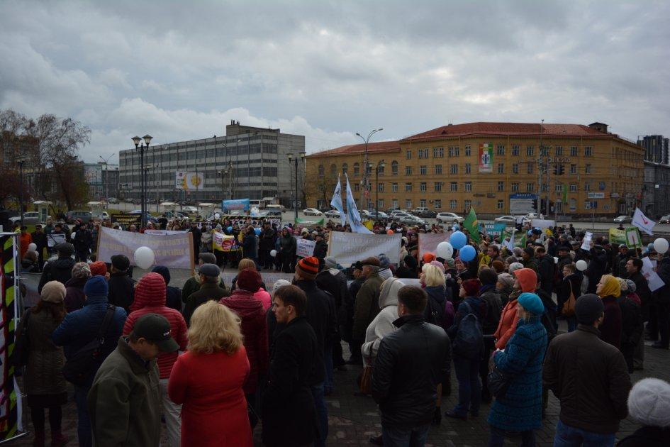 Законность «мусорной» концессии в Новосибирске рассмотрел суд