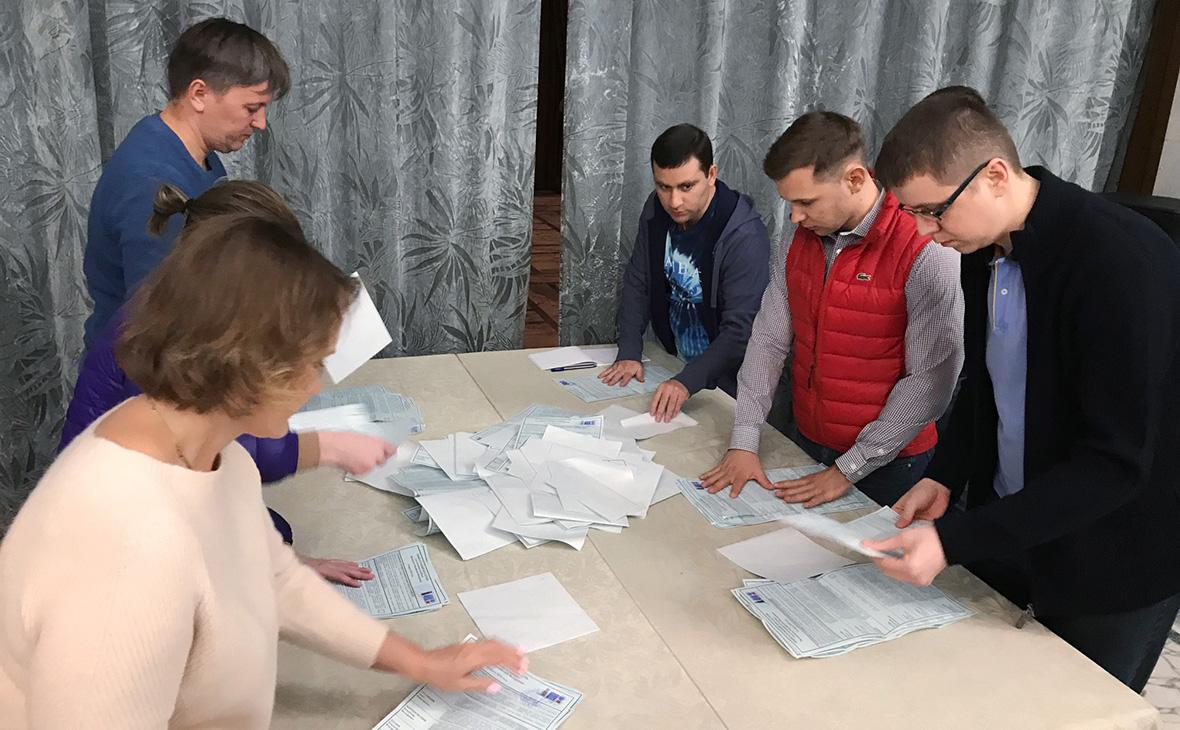 В Сирии снизилось число голосующих россиян после сокращения группировки