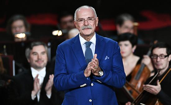 Михалков стал художественным руководителем Театра киноактера