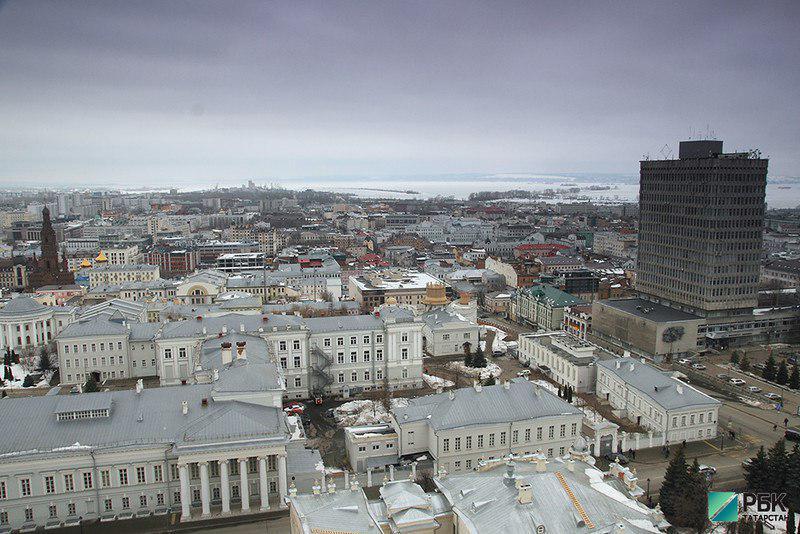 Татарстан занял второе место в РФ по сделкам на рынке жилой недвижимости