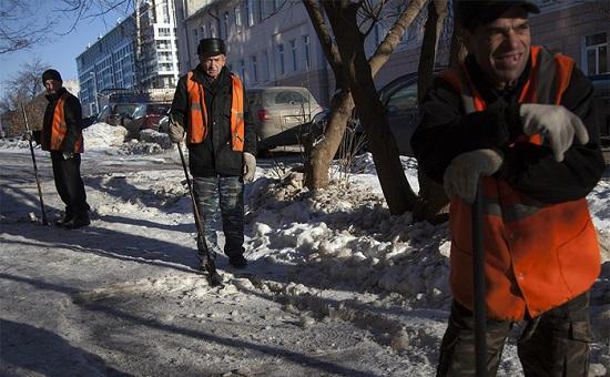 Нижегородские власти не нашли применения 40% средств на уборку снега