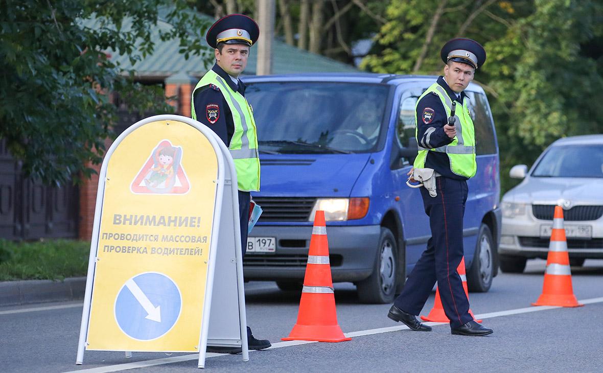 Депутаты предложили отменить арест и удвоение штрафов для нарушителей ПДД