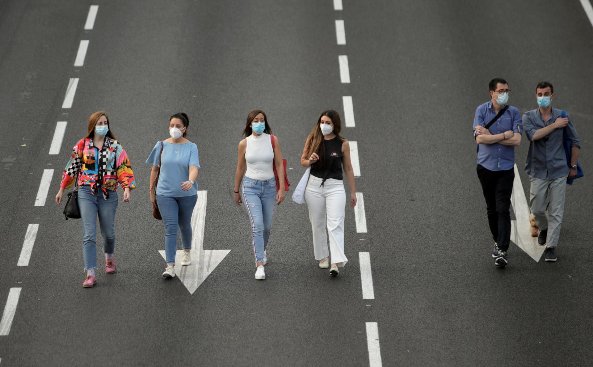 Число заразившихся коронавирусом в мире превысило 6 млн человек